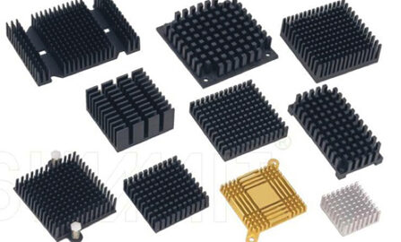 BGA Heatsinks