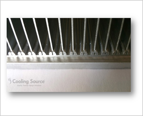 Bonded Fin Heatsinks